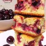 Simple Cherry Bars