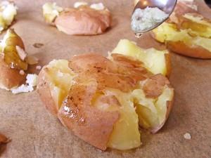 Crash New Potatoes