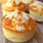 Apricot Yogurt Muffins Recipe