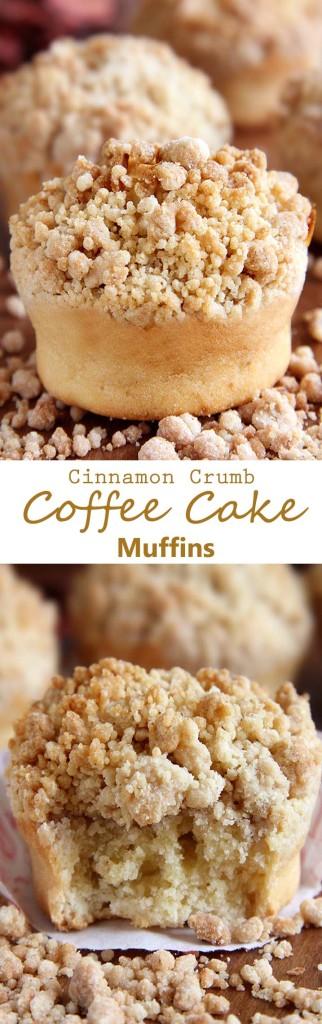 Coffee Cake Muffin Calories