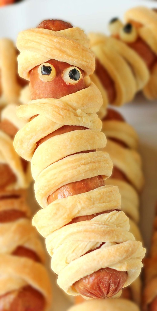 Crescent Roll Hot Dog Recipe