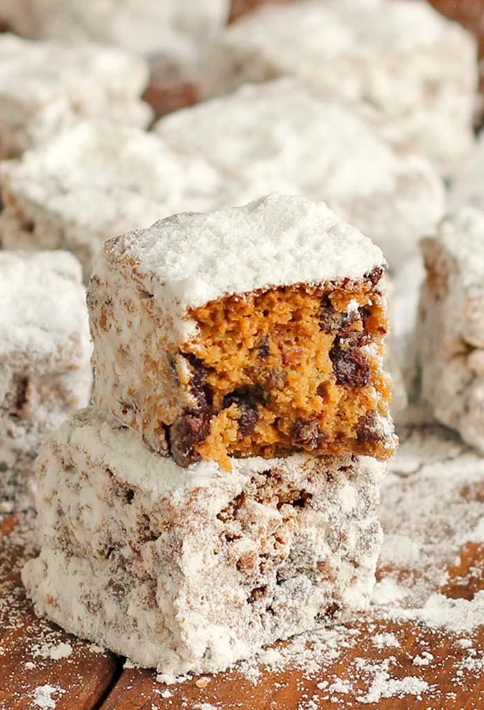 Chocolate Chip Man Bars Sugar Apron