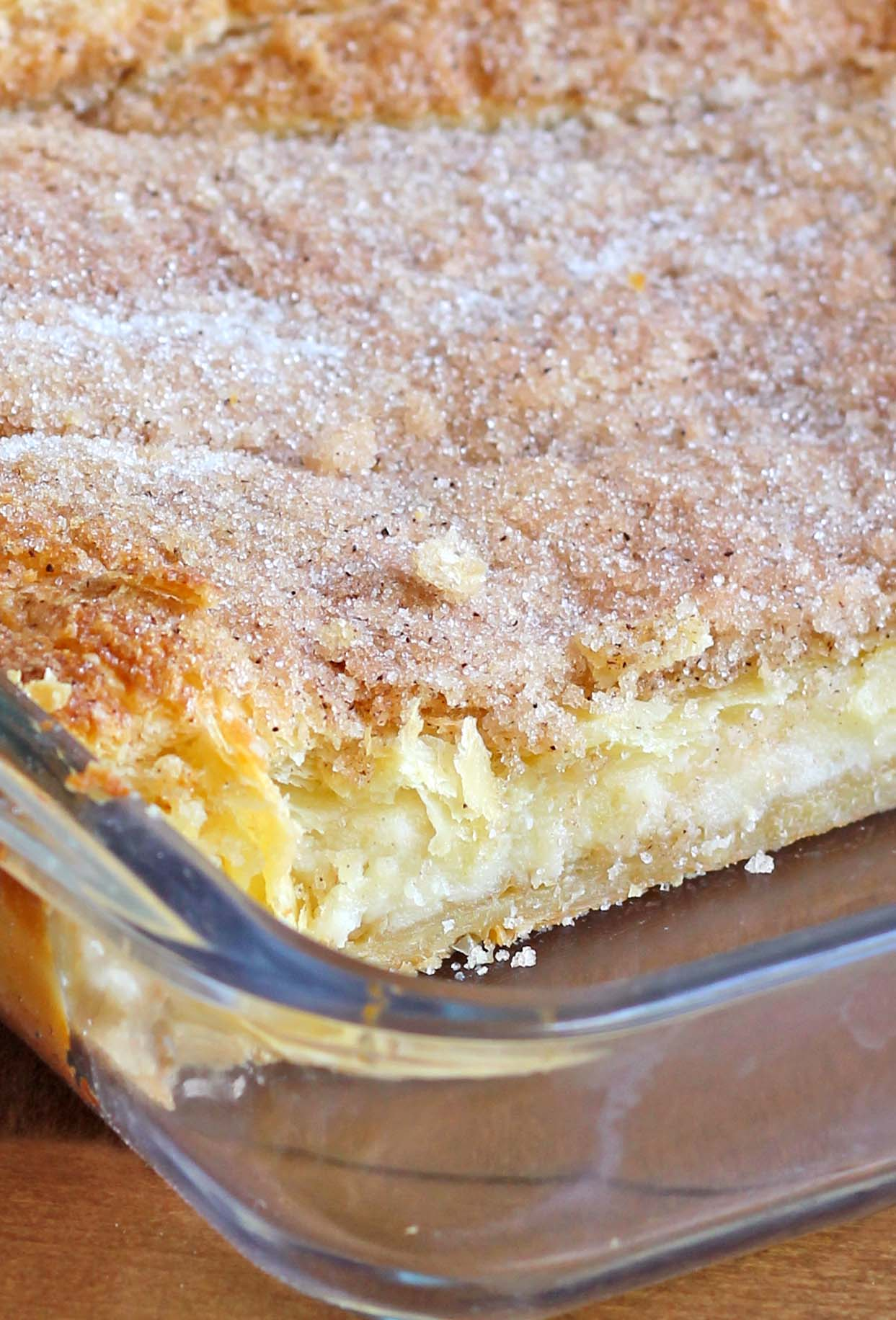Sopapilla Cheesecake Dessert? Check. Easy? Check. So freakin' good ...