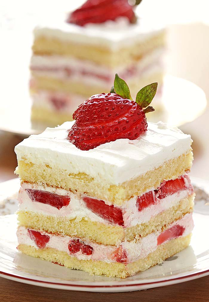 easy strawberry shortcake sugar apron
