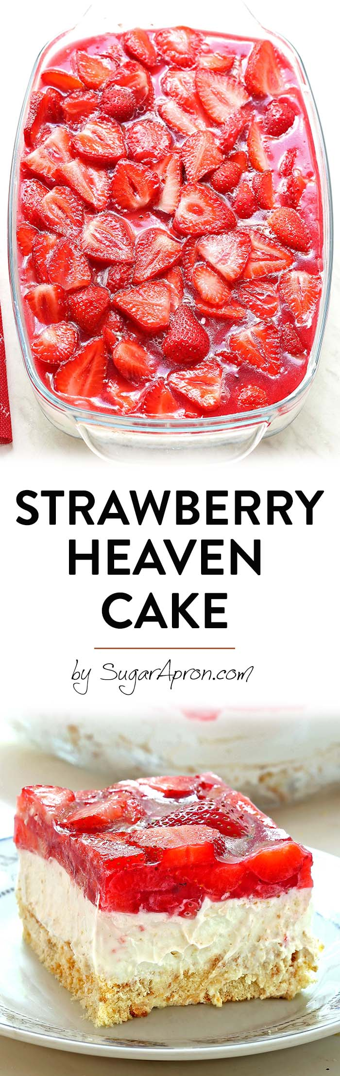 a quick and easy dessert that you can take on your next picnic or to your family reunion or BBQ.