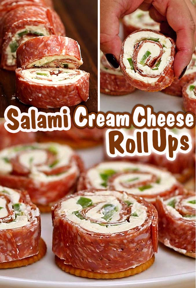 a most delicious and inspiring Christmas or New Year's Eve finger food appetizer idea