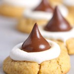 Hershey S'mores Kiss Cookies