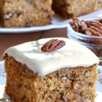 Pineapple Pecan Carrot Cake
