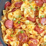 One Pot Kielbasa Pasta